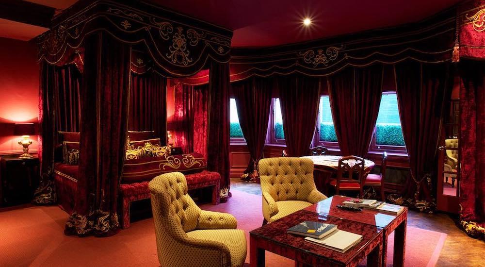 Romantic hotels London
