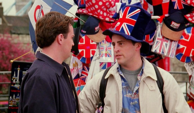 8 Moments From The One Where They Go To London… Because FriendsFest