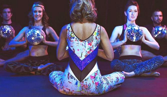 Groovy, Baby! You Can Now Take Boozy Disco Yoga Classes In London