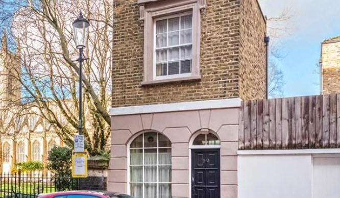 8 Properties You Can Buy For The Same Price As This Tiny London House