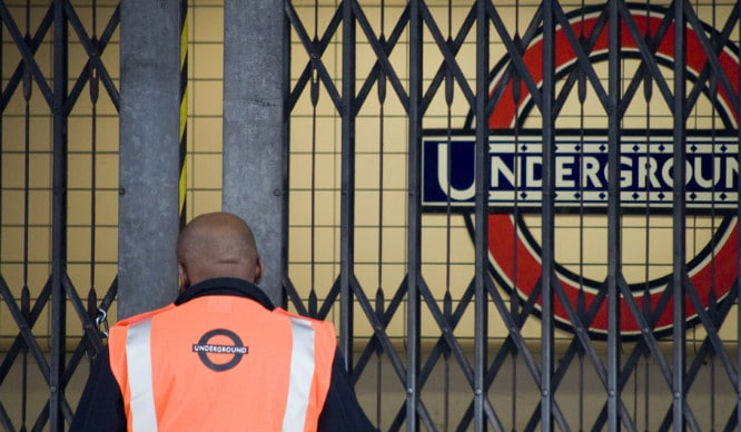 Guess What? There's Going To Be Another Tube Strike