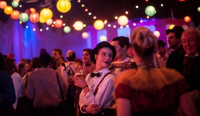 Ooh La La! Secret Cinema Opened Last Week And It Was A Moulin Rouge Mastery
