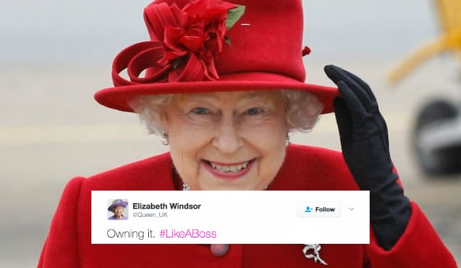 7 Ways To Bag The Job As The Queen's Social Media Manager