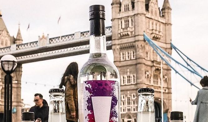All Aboard! A Gin Bus (Yes, A Gin Bus) Has Arrived In London