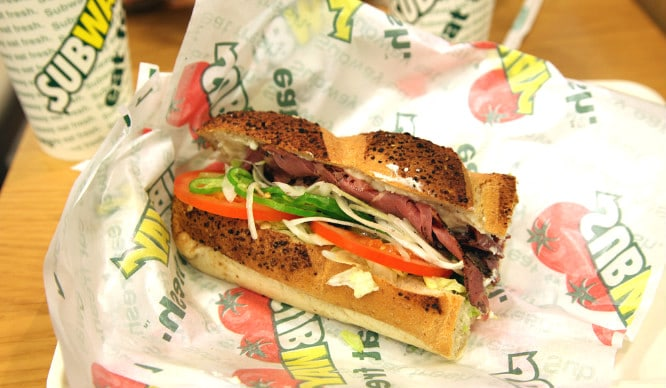Listen Up, London! Get Your Hands On A Free Subway Tomorrow…