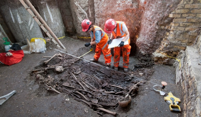Discover 8,000 Years Of London Treasure Unearthed By The Crossrail Project
