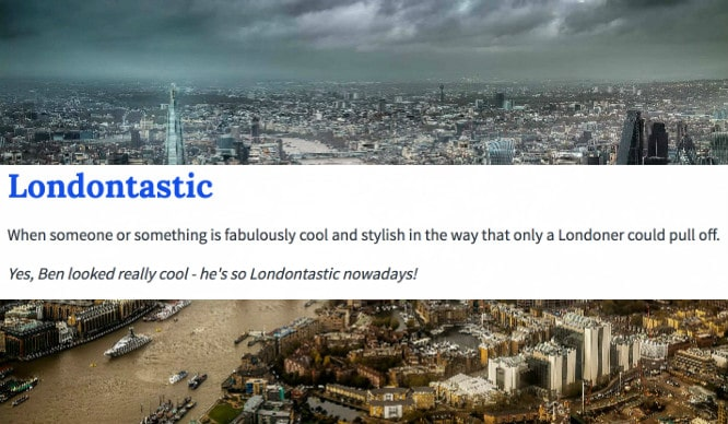 29 Things All Londoners Say And Do According To Urban Dictionary