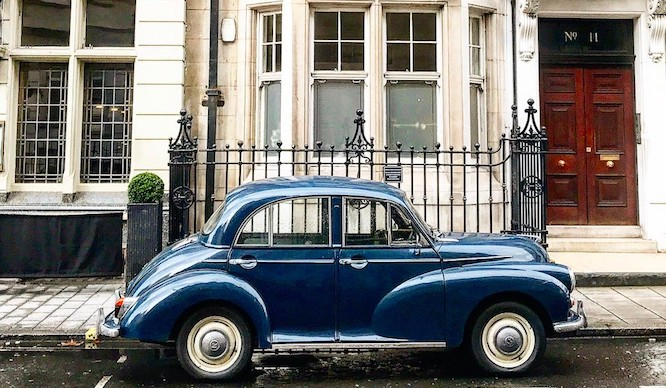 19 Wonderful Reasons To Meander Around Marylebone