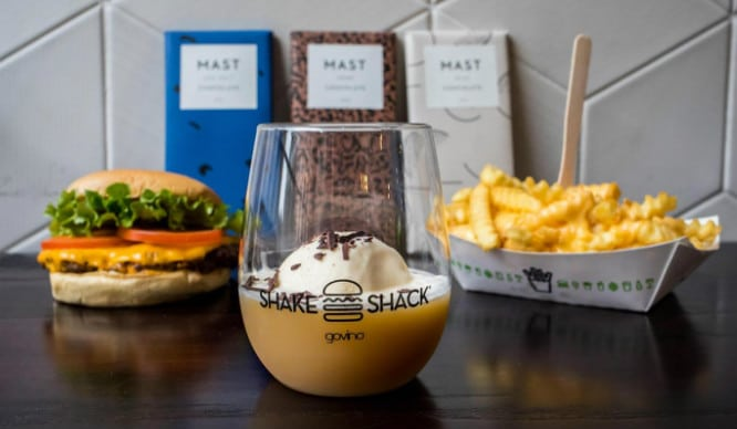 A London Burger Joint Is Giving Away Free Chocolate Beer Next Week!