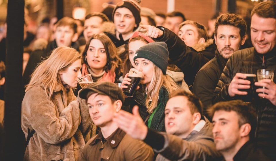 Here's How To Win VIP Tickets For The Guinness Six Nations Final Game At Flat Iron Square