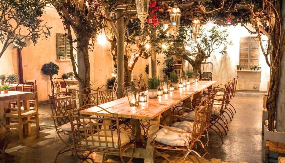 Could This Be London's Prettiest Basement Bar?