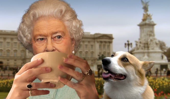 You Can Now Actually Have Tea With The Queen In Buckingham Palace