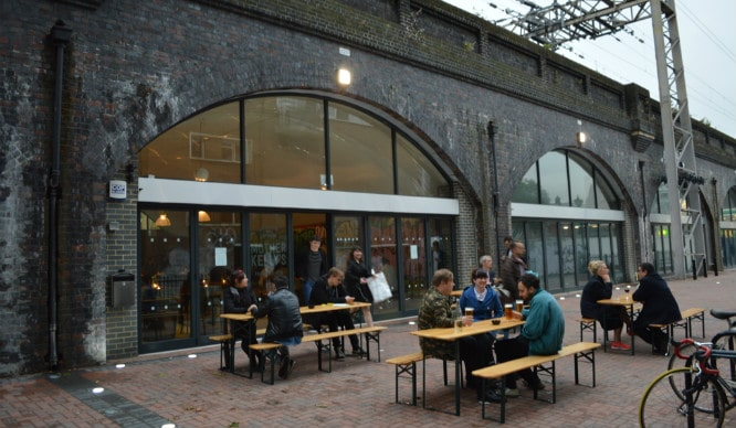 10 Things You Never Knew You Could Do In London's Railway Arches
