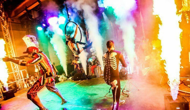 Vamos De Fiesta! Catch Carnival Fever At London's Festival Of The Dead This Friday