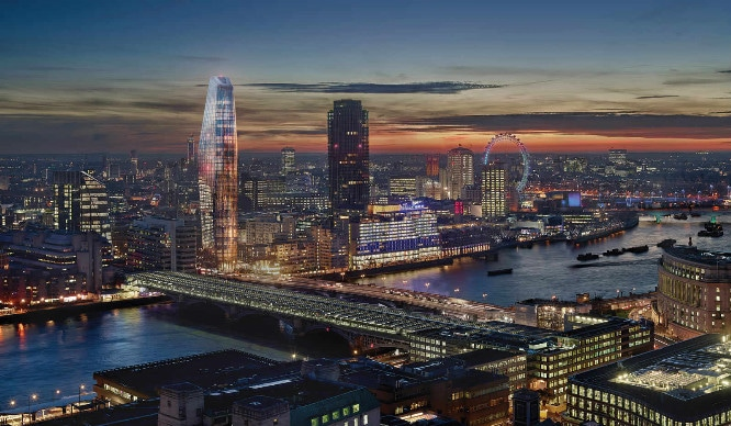 20 Skyscrapers That Will Change London's Skyline Before 2020