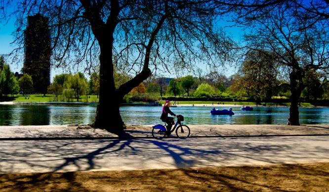 On Yer Bike! 6 Secret London Bike Rides To Enjoy This Spring