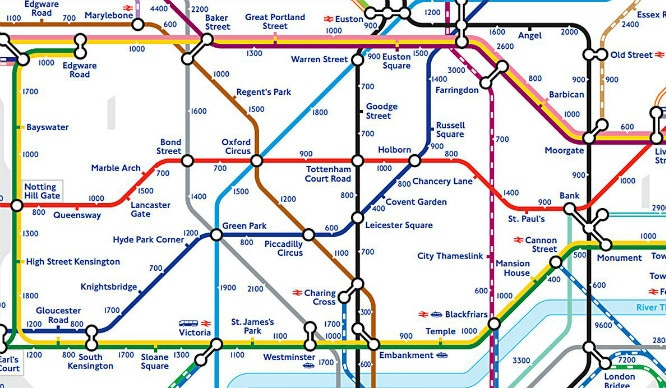 TfL Have Released Two New Tube Maps That Every Londoner Needs To See
