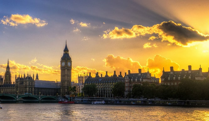London Has Been Named The Best Destination In Europe