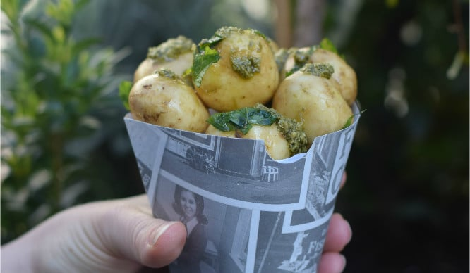 London's Getting A Jersey Royal Potato Pop-Up (Yes, Seriously)