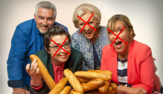 The Great British Bake Off Is Changing And We Just Don't Know How To Feel