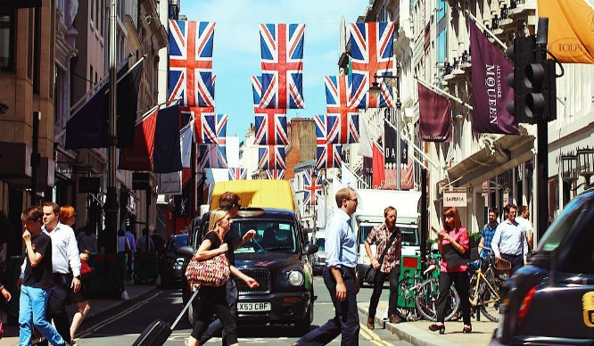 12 Reasons Why London Isn't Such A Terrible Place