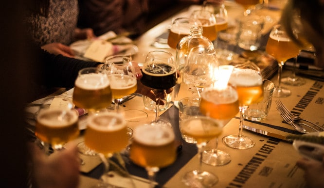 A Giant Beer Village Is Coming To London Next Week!