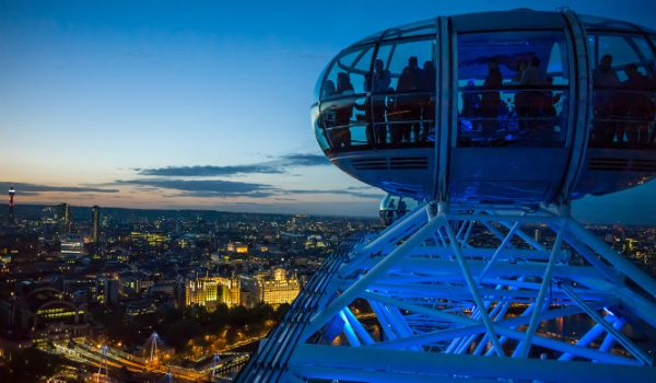How Would You Like To Be The First Londoner To Sleep On The London Eye?
