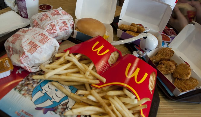 A McDonald's Delivery Service Is Coming To London And We're Lovin' It