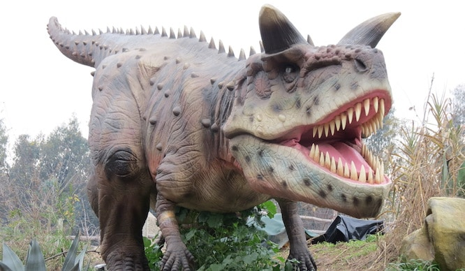 You Can Walk With Dinosaurs At London's First Ever Jurassic Park