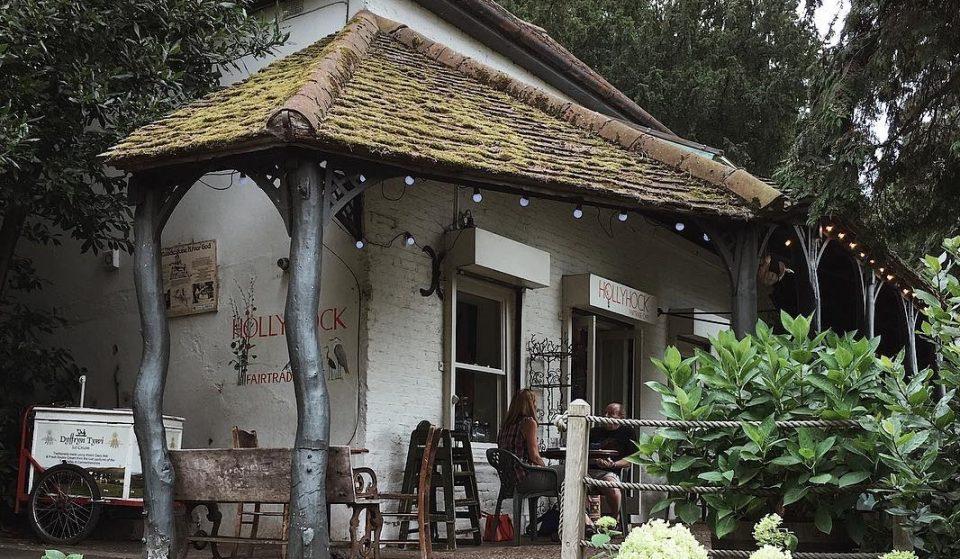 This Fairytale Café Might Be The Cutest Spot In London • Hollyhock Café