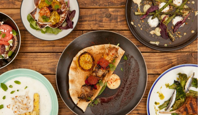 Gulp Down Beer From A 10 Pint Keg And Fill Your Bellies At London's New Rooftop BBQ Club!