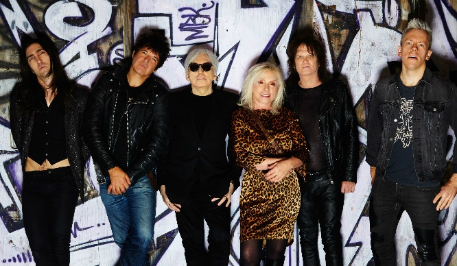 Blondie Are Launching A Pop-Up Shop And Photography Exhibition This Weekend!