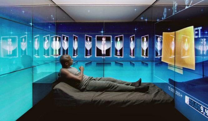 Walk Right Into A Black Mirror Episode At London's New Sci-Fi Exhibition