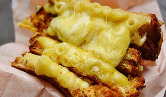 These Mac And Cheese Toasties Are What Every Londoner Needs Right Now