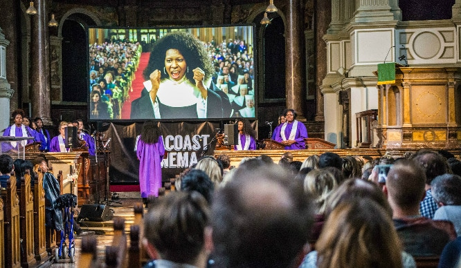 Hallelujah! Sister Act Is Back With A Live Choir Sing-Along