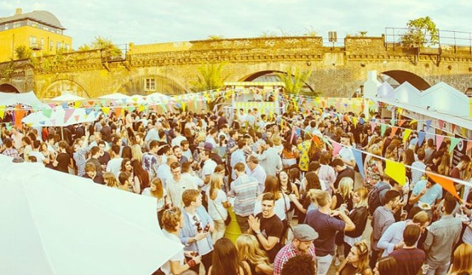 Boats, Beaches and Rooftops! 3 Of London's Best Summer Parties