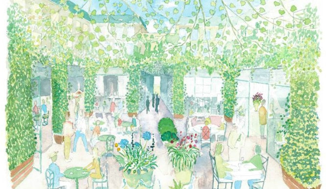 A New Floral Paradise Is Opening In Covent Garden And It's Set To Be Beautiful