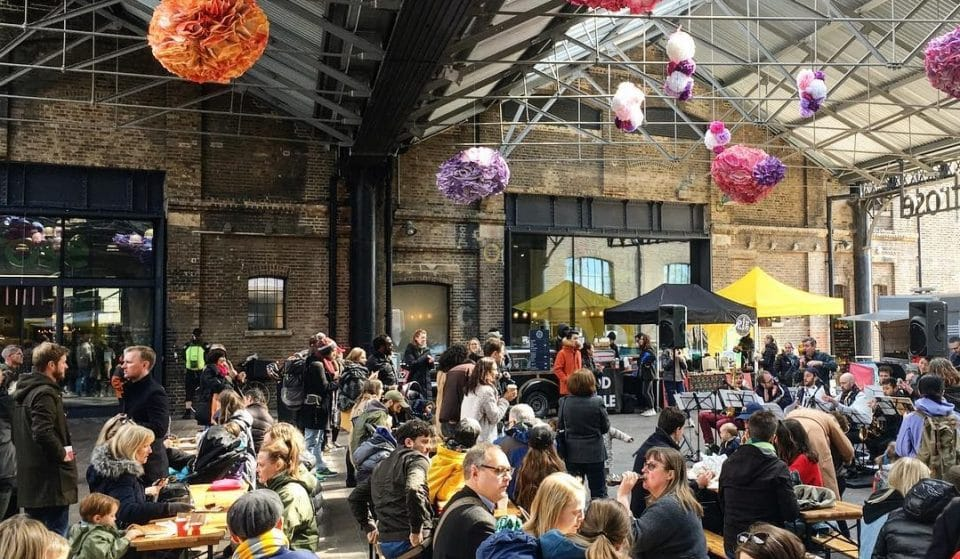This Lovely Covered Market Is Made For Weekend Wanders • Canopy Market
