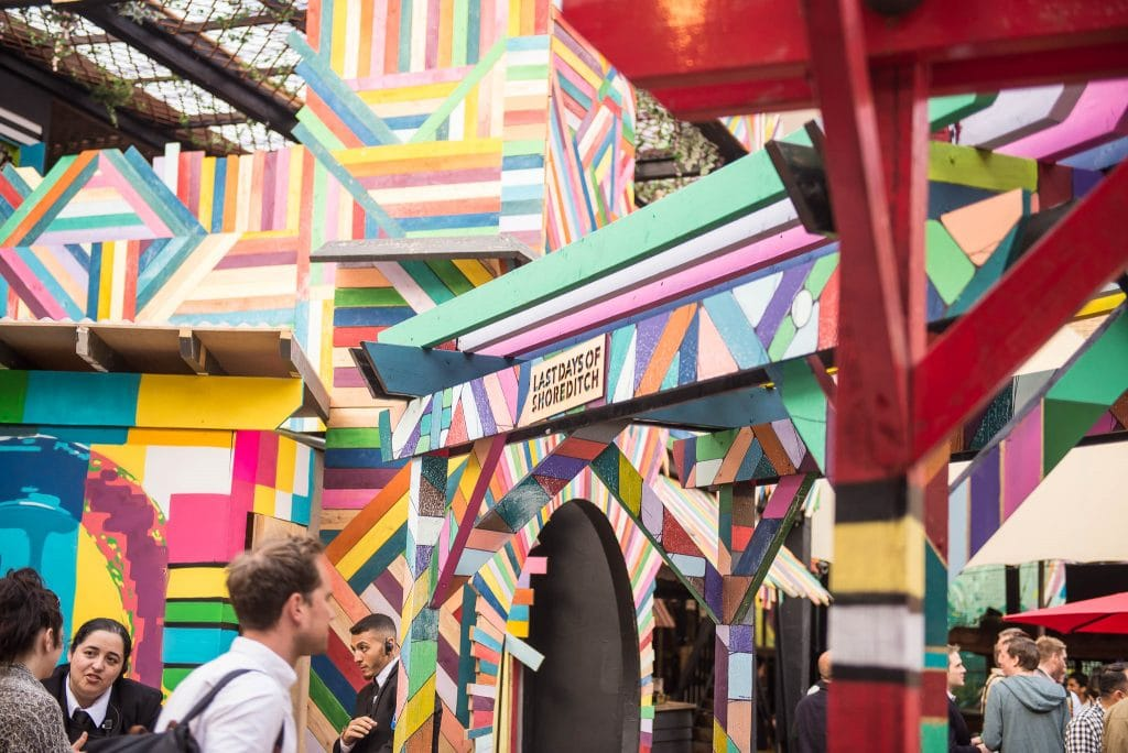 Win A Night Out For You And Your Pals At East London's Coolest Summer Venue