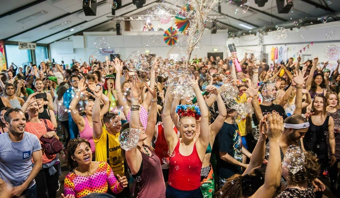 There's Going To Be A Giant Rave In Brixton Tomorrow Morning