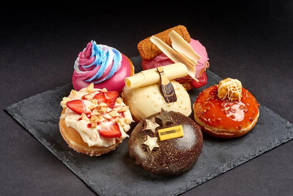 Selfridges Donuts from Krispy Kreme