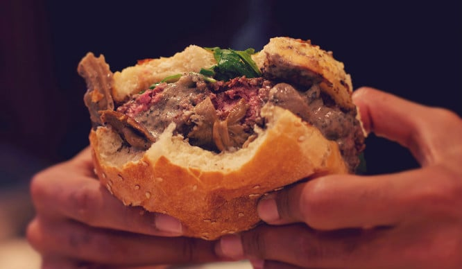Take Our Quiz And Find Out If You're A Weird Burger Genius