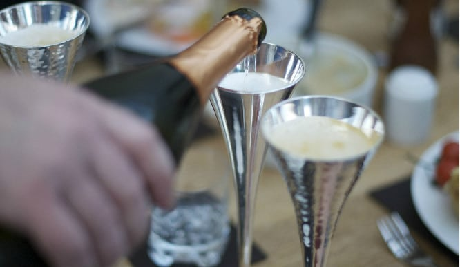 Brits Consumed A Third Of All Prosecco Produced In The Past Year