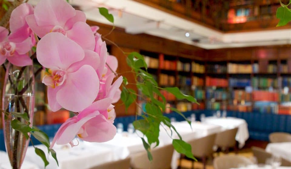 This Cool Indian Restaurant Has A Flowery Twist This Week