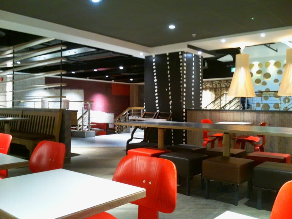 McDonalds London