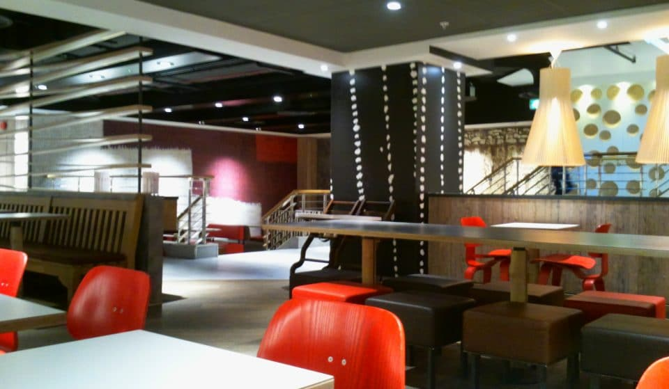 Why McDonalds Is The Most Zen Place In London