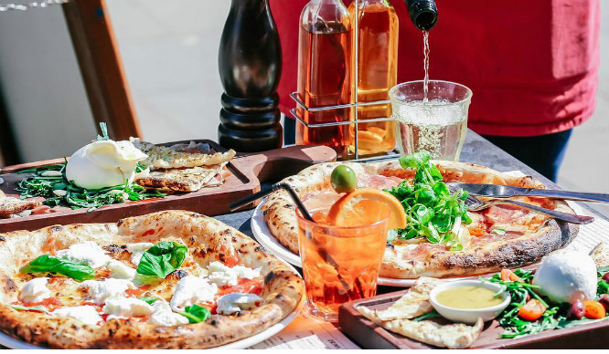 Exchange Any Vegetable For Free Pizza Across London This Wednesday