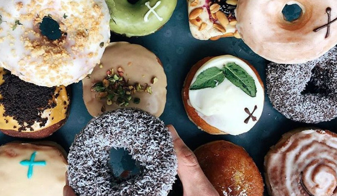 Here Are 8 Of London's Best Doughnuts Because It's National Doughnut Week