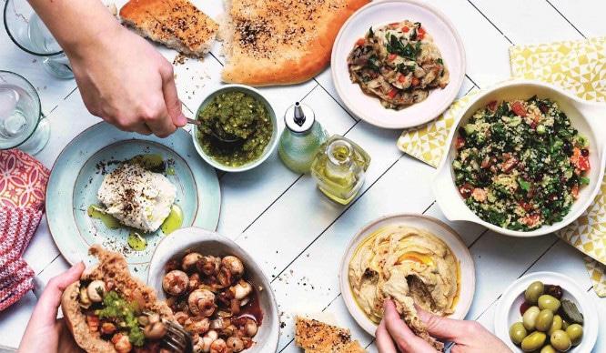 6 Of London's Best Restaurants For Hummus Lovers!