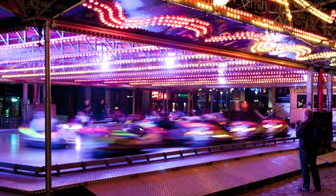 The Ultimate Dodgem Experience Is Coming To London And It's Entirely Based On Your Personality!